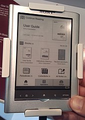 How to put books on sony reader