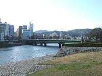 Sorazaya Bridge at Hiroshima 01.jpg