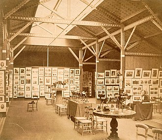 Société française de photographie - Joint exhibition of the Société française de photographie and The Photographic Society of London, South Kensington Museum, 1858