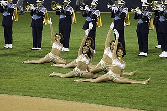 Southern University - The Human Jukebox and Fabulous Dancing Dolls in 2007