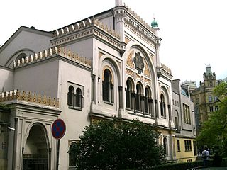 Spanish Synagogue (Prague)
