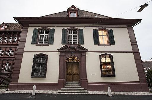 Spiesshof en Heuberg, Basilea