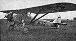 Sportovní letoun Hopfner HS-8 29 s motorem Walter NZ-85 (1929).jpg