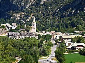 Image illustrative de l'article Saint-Crépin (Hautes-Alpes)