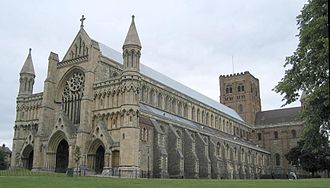 St Albans Cathedral Choir - St Albans Cathedral
