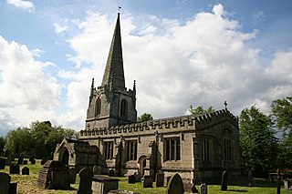 Scrooby village in United Kingdom