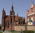 St. Anne's Church in Vilnius 2005 (2).jpg
