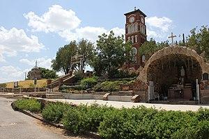 Windthorst, Texas - St. Marys Catholic Church