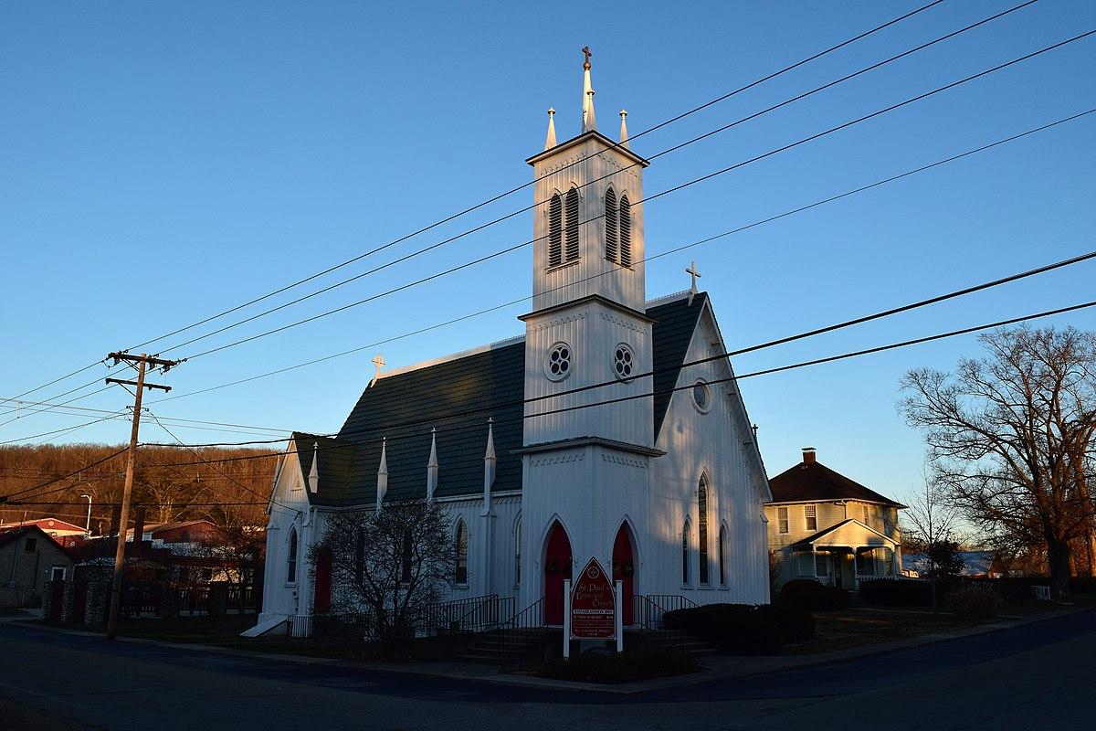 St Paul S Episcopal Church Ironton Missouri Wikipedia