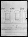 St. Peter's, drum, interior, elevation (recto) St. Peter's, drum, pedestal, section (verso) MET sf49 92 17r-MM31809.jpg