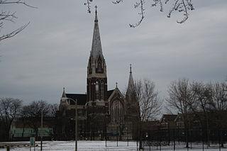 Saint Michael the Archangel Catholic Church (Chicago) Church in Illinois, USA