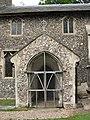St Andrew's church - porch - geograph.org.uk - 859319.jpg