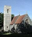 St Catherine, Sacombe, Herts - geograph.org.uk - 357756.jpg