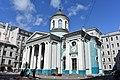 St Catherine Armenian church, Saint Petersburg2019.7.jpg