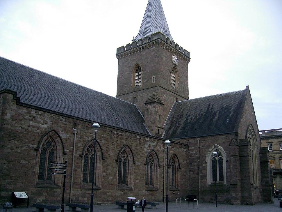 St John%27s Kirk, Perth