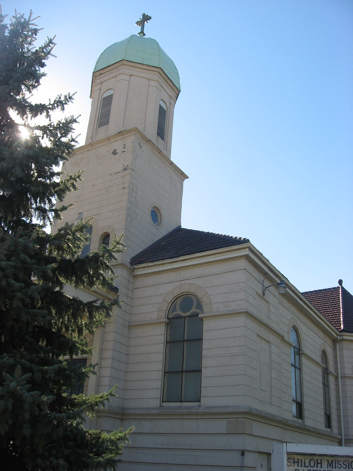 St Ladislaus Roman Catholic Church Lorain Ohio Wikipedia