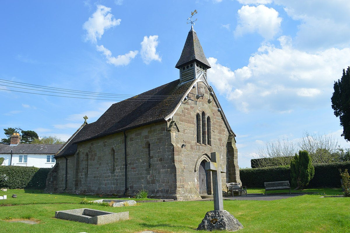 St Lawrence's Church, Coppenhall.jpg