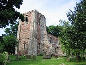 Sigglesthorne - Church of St Lawrence, Sigglesthorne
