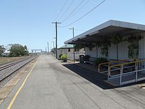 St Lawrence Railway Station, Queensland, Jan 2013.JPG