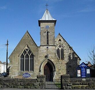 St Luke's United Reformed Church, Silverhill, Hastings - Image: St Luke's United Reformed Church, Silverhill, Hastings