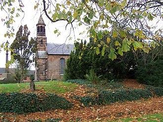 Weeford - Image: St Mary's, Weeford