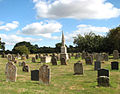 St Mary's church - churchyard - geograph.org.uk - 1505734.jpg