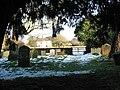 St Mary's church - churchyard - geograph.org.uk - 1634155.jpg