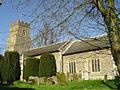 St Mary Magdalene, Thornham Magna-geograph.org.uk-2117866.jpg