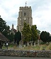 St Marys church, Beddington - geograph.org.uk - 126407.jpg