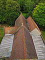 St Michael's Church roof at Blewbury, Oxfordshire.jpg