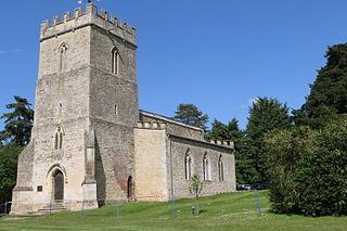 St Michael and All Angels Church, Thornton Church in Buckinghamshire, England