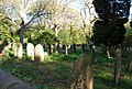 St Peter's Graveyard, Southborough Common - geograph.org.uk - 1276550.jpg