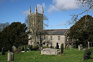 Redruth - St Uny's Church