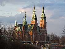St cross church kielce poland.jpg