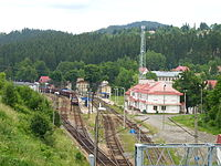Stacja kolejowa Zwardoń.JPG