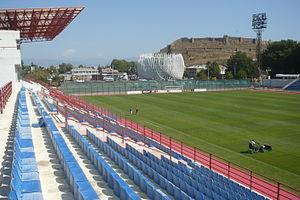 Tengiz Burjanadze Stadium - Image: Stadium of Tengiz Burjanadze