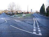 Stainton full of roads. - geograph.org.uk - 101067.jpg