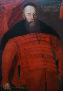 Stanisław Koniecpolski, anonymous painter, 17th century