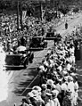 StateLibQld 1 210630 Crowds line the streets to see Queen Elizabeth II after her arrival in Brisbane in March 1954.jpg