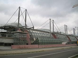 Schiedam Centrum station - Image: Station Schiedam