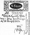 Statslig pengeseddel 1809.jpg