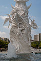 Statue in honor of Our Lady of Chiquinquirá 2.jpg