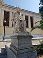 Statue of Adamantios Korais (Athens).jpg