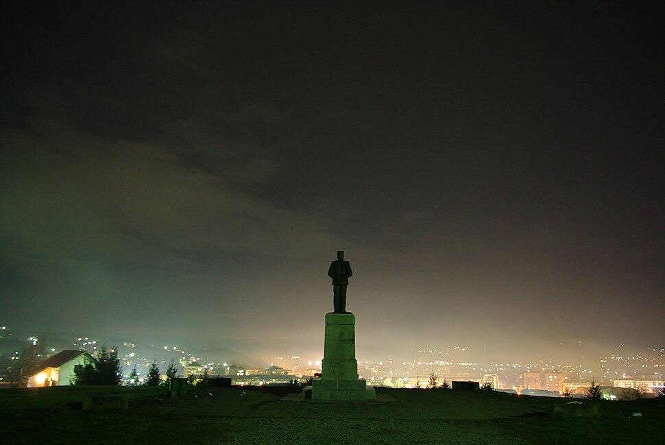 Statue of Duke Stepa Stepanovic