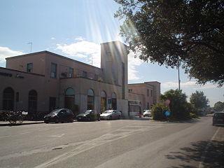 Pesaro railway station