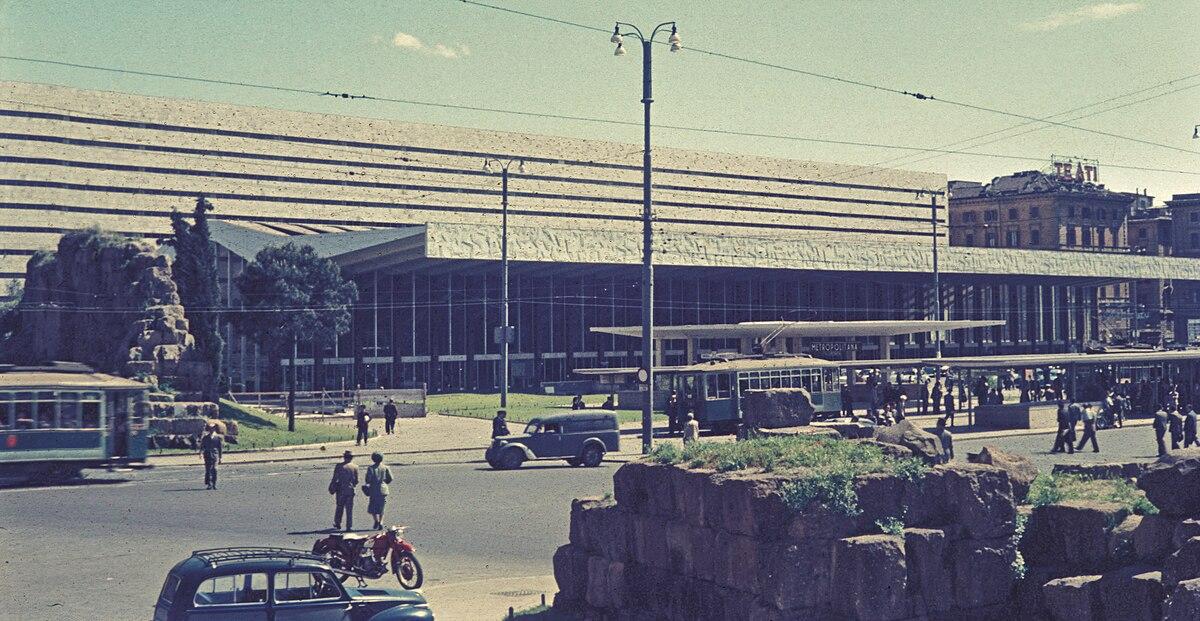 Gare de rome termini wikip dia for Affitto ufficio roma stazione termini