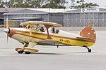 Steen Skybolt (VH-JOL) taxiing at Wagga Wagga Airport (2).jpg