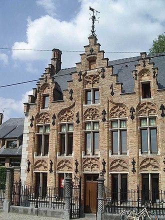 Steenwerck - The Flemish house