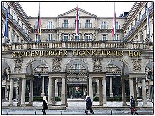 Steigenberger Hotel In Hamburg