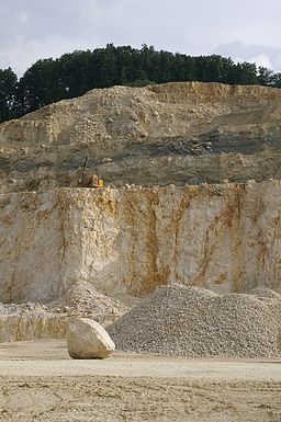 Steinbruch bei Gerhausen